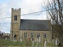Carham Parish Church dedicated to St. Cuthbert - geograph.org.uk - 1195711.jpg