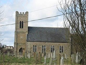 Carham - Image: Carham Parish Church dedicated to St. Cuthbert geograph.org.uk 1195711