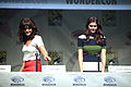 Carla Gugino & Alexandra Daddario (16869794198).jpg