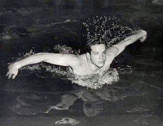 Bud Spencer - Carlo Pedersoli in 1950
