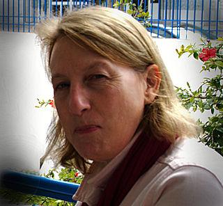 Carlotta Gall British journalist and author