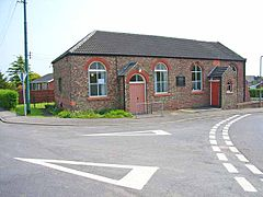 A photo of Carlton Methodist Church