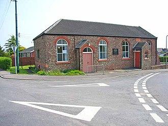 Carlton, County Durham - Image: Carlton Methodist Church