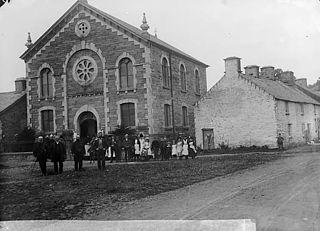 Carmel chapel (Cong), Pennal