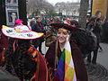 Carnaval des Femmes 2015 - P1360729 - Place du Châtelet (Paris).JPG