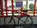 Carnegie Science Center 1890 Bronco Safety Bicycle.JPG