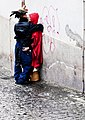 Carnevalone Liberato - Cappuccetto rosso VS lupo cattivo (5527615028).jpg