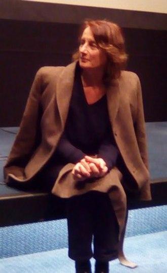 Caroline Champetier - Champetier in 2017.