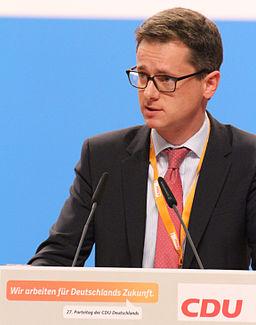 Carsten Linnemann CDU Parteitag 2014 by Olaf Kosinsky-6