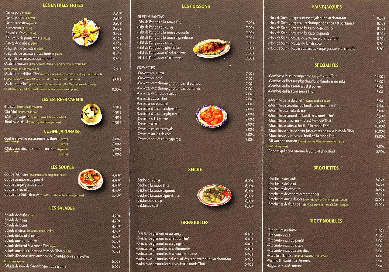 Restaurant A Emporter Ieux Quebec