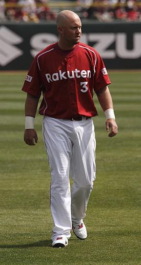 Casey McGehee 20130317 MAZDA Zoom,Zoom Stadium Hiroshima.JPG