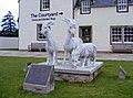 Cashmere Goats - geograph.org.uk - 1450151.jpg