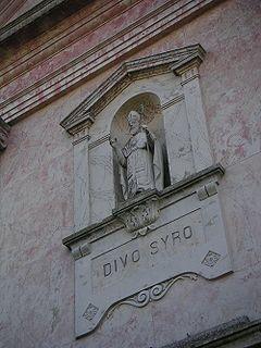 Syrus of Pavia