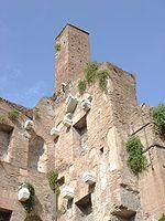Castro Pretorio - Terme Diocleziano a santa Maria degli Angeli 00864.JPG