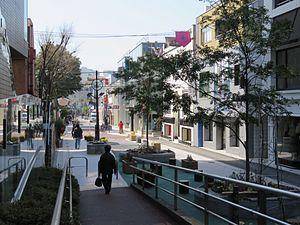 Harajuku - Cat Street, Ura-Harajuku
