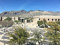 Catalina Foothills High School student plaza.jpg