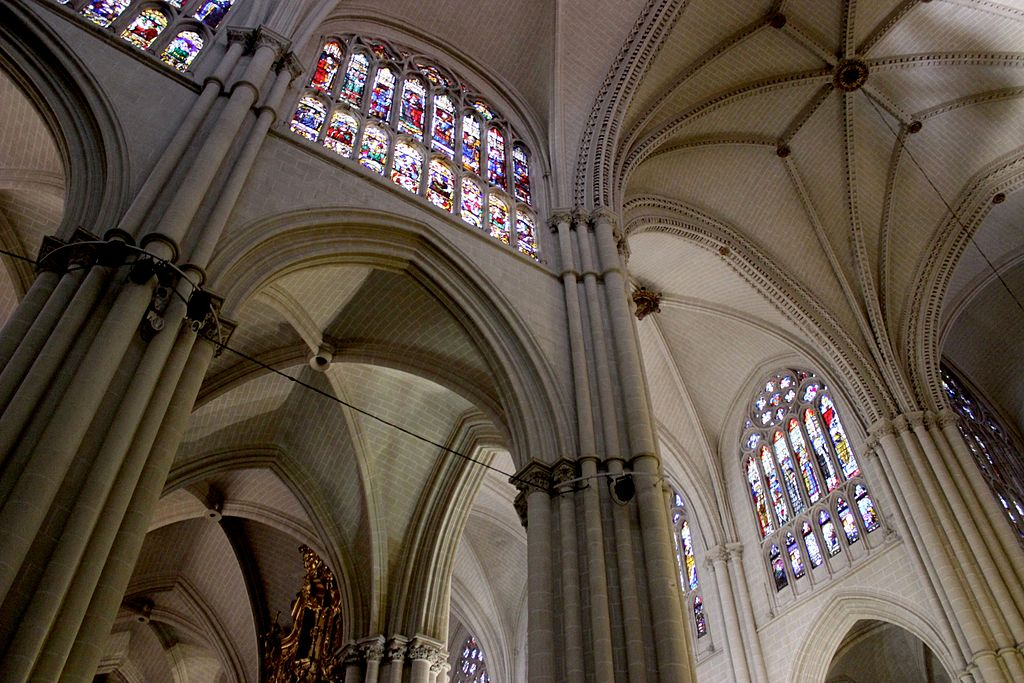 Catedral de Toledo. Interior 01