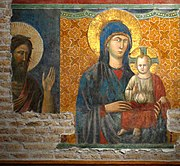 Cavallini fresco - Aracoeli - antmoose - cropped
