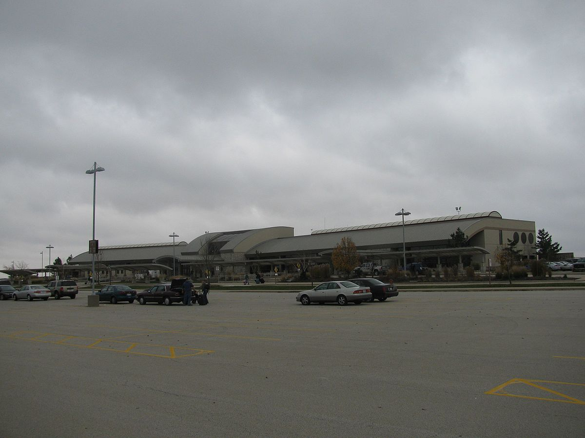 Central Illinois Regional Airport Wikipedia - Airports in illinois