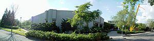 LaSalle, Quebec - The centre culturel l'Octogone houses the L'Octagone library