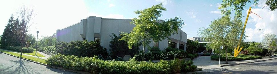 Centre culturel L Octogone