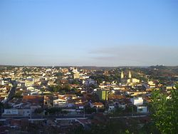 Skyline of Crato