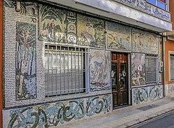 Ceràmica, 19 (Rajola de València). Espai públic d'Alginet.jpg