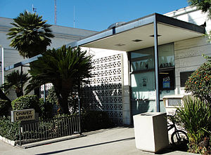 County of Los Angeles Public Library - Maywood Cesar Chavez Library