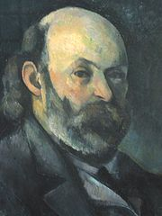 Self Portrait By Paul Cézanne