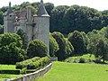 Château de Villemonteix, Saint-Pardoux-les-Cards, Creuse, Limousin, France - panoramio (1).jpg