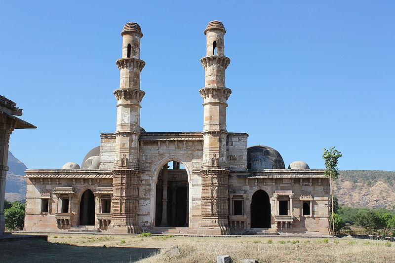 File:Champaner, Kevada Masjid (9840302206).jpg