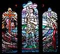 Chapel of St. John the Baptist, Rossall School, Fleetwood - Window - geograph.org.uk - 382450.jpg