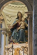 Chapel of our Lady of the Rosary of Santi Giovanni e Paolo (Venice) - Lady of the Rosary.jpg
