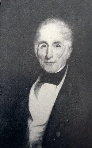 Charles Hardwicke - Charles Browne Hardwicke (1788 - 1880)