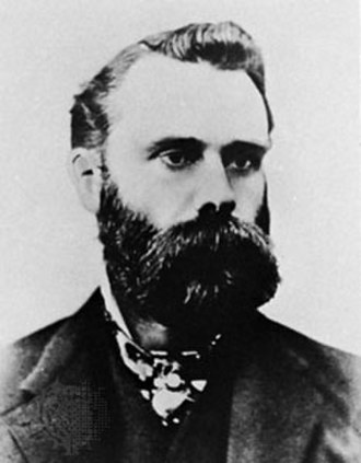 Charles Dow - Image: Charles Henry Dow