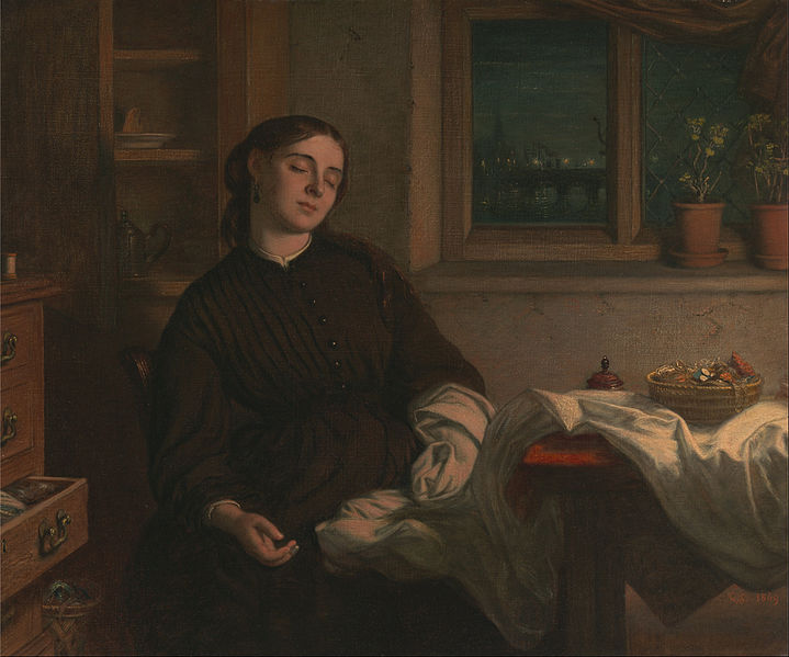 File:Charles West Cope - Home Dreams - Google Art Project.jpg