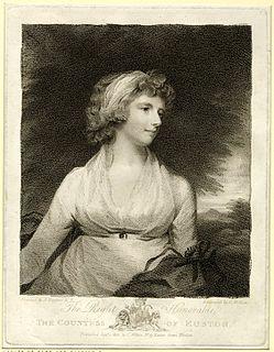 Charlotte FitzRoy, Countess of Euston