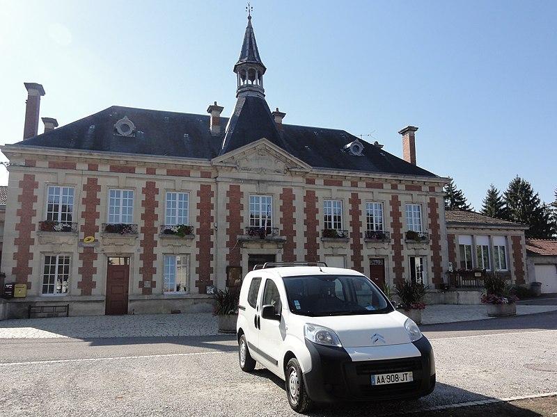 Charny-sur-Meuse (Meuse) mairie