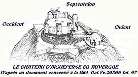 Image illustrative de l'article Château de Montpensier