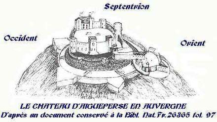 Lieux de naissance et de mort des Rois de France 440px-Chateaumontpensier