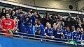Chelsea 2 Spurs 0 - Capital One Cup winners 2015 (16693998855).jpg