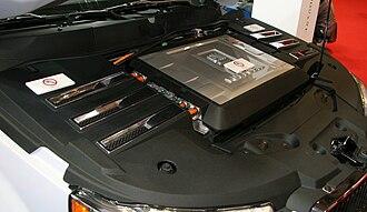 GM HydroGen4 - Glance under the hood