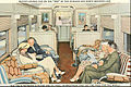 Chicago and North Western Railway 400 liner lounge car circa 1930s.JPG