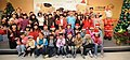 Children from remote communities in Taiwan at a THSRC Christmas event in 2011.jpg
