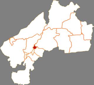 Jianhua District District in Heilongjiang, Peoples Republic of China