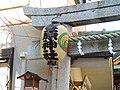 Chochin du sanctuaire de Yoshiwara.jpg