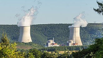 Chooz Nuclear Power Plant - Image: Chooz Nuclear Power Plant 9361
