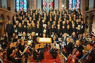 Chor von St. Bonifatius choir