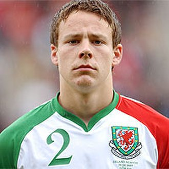 Chris Gunter - Gunter lining up for Wales in 2007