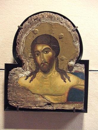 Musée du Petit Palais, Avignon - Image: Christ Berlinghieri